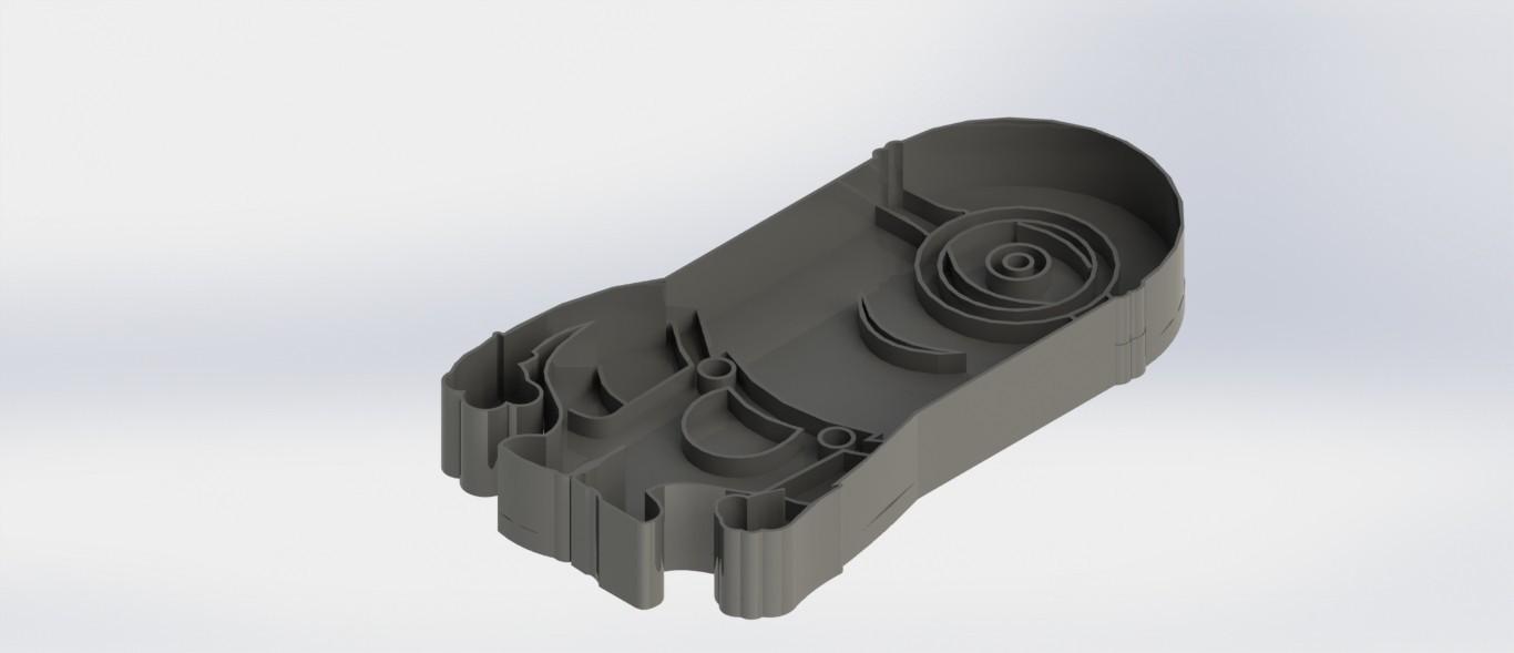 min.JPG Download STL file Biscuit Cutter-Minions • Model to 3D print, deyson20