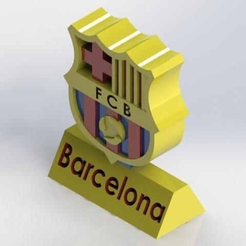 IMG_20180725_093343.jpg Download STL file Barcelona • 3D printable model, deyson20