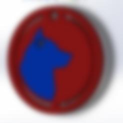 dog SIN.STL Download STL file Dog Necklace • Model to 3D print, deyson20
