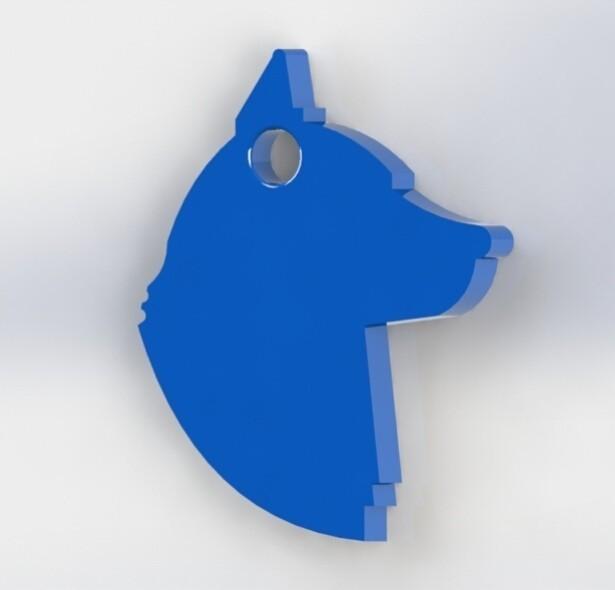 IMG_20180720_110241.jpg Download STL file Dog Necklace • Model to 3D print, deyson20