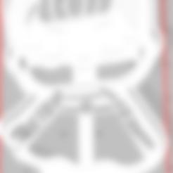 muñeca 1.stl Download STL file Cutting little doll LoL • Template to 3D print, i3dargentina