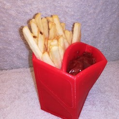 Plan imprimante 3D FFK - The french Fries Kit, uniservice7
