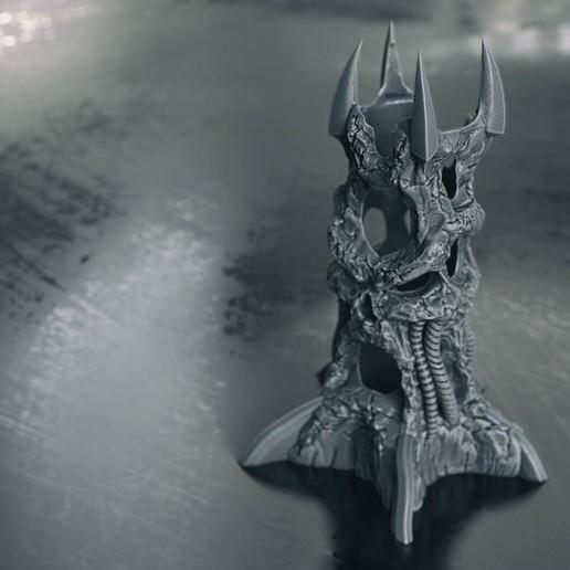 sky solo plus.455 (Medium).jpg Descargar archivo STL gratis Sky solo Plus Skull Base • Objeto imprimible en 3D, diegokrause