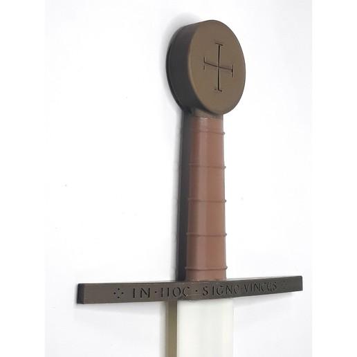 Foto de capa.jpg Download STL file The Ultimate Oakeshott's Knight Swords Pack • 3D printing template, eduardosr