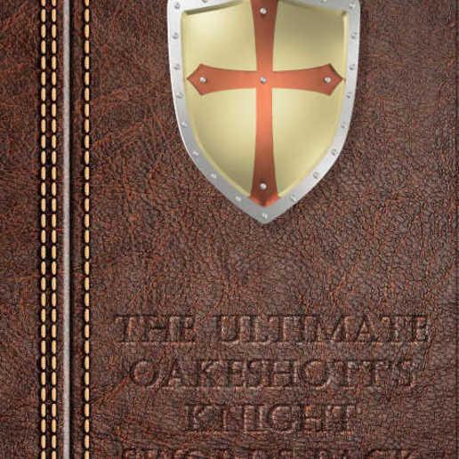 Catalog.jpg Download STL file The Ultimate Oakeshott's Knight Swords Pack • 3D printing template, eduardosr