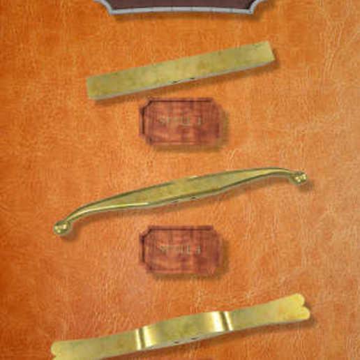 Catalog 3.jpg Download STL file The Ultimate Oakeshott's Knight Swords Pack • 3D printing template, eduardosr