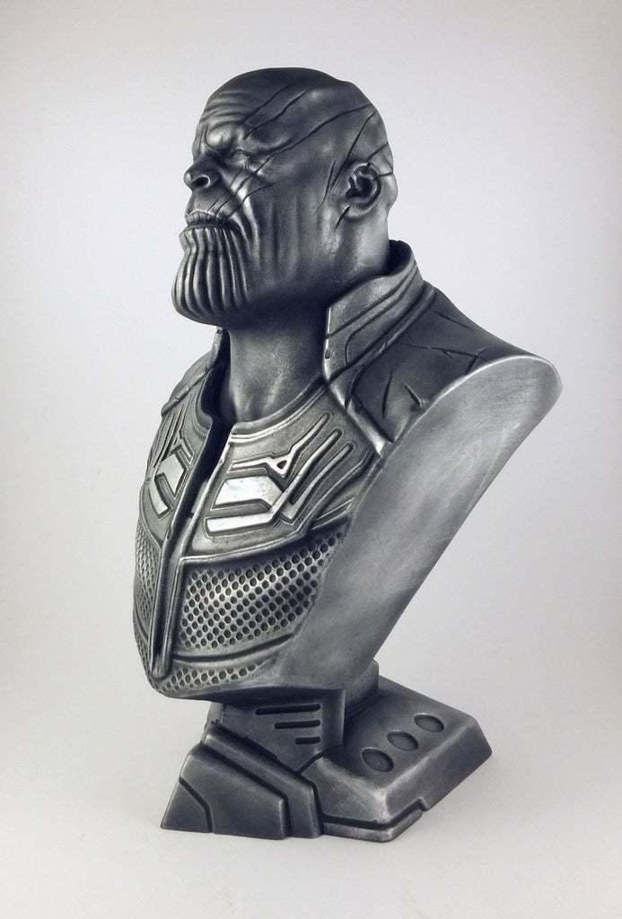 resize-thanos-iw-02.jpg Télécharger fichier STL gratuit Buste de la Guerre de l'Infini Thanos (fan art) • Design imprimable en 3D, eastman