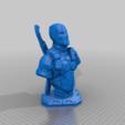 Descargar modelo 3D gratis Busto de Deadpool (Edición sin soporte remasterizada) (fan art), eastman