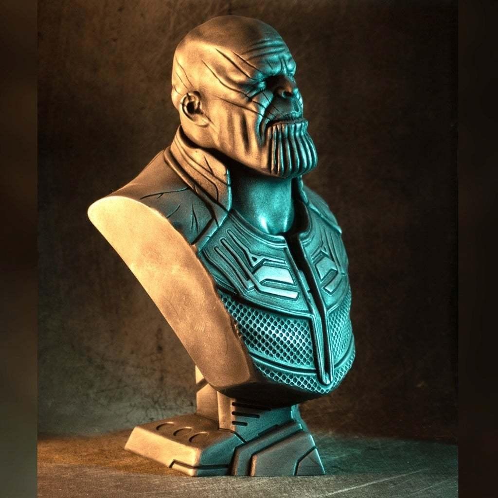 resize-thanos-thumb-color.jpg Télécharger fichier STL gratuit Buste de la Guerre de l'Infini Thanos (fan art) • Design imprimable en 3D, eastman