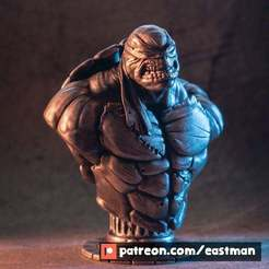 tmnt-8.jpg Download free STL file TMNT bust (fan art) • 3D printing model, eastman