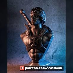 Télécharger objet 3D gratuit He-Man Re-imagined (fan art), eastman