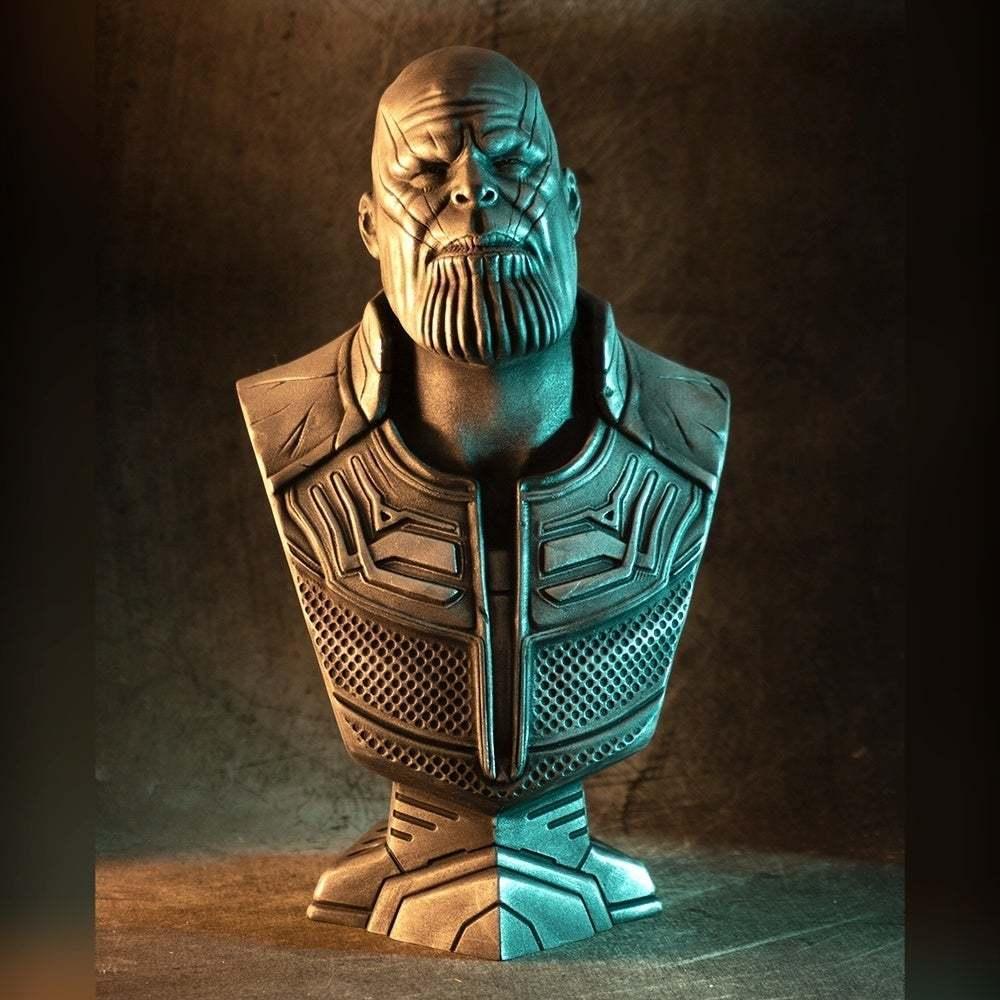 resize-thanos-thumb-2-1.jpg Télécharger fichier STL gratuit Buste de la Guerre de l'Infini Thanos (fan art) • Design imprimable en 3D, eastman