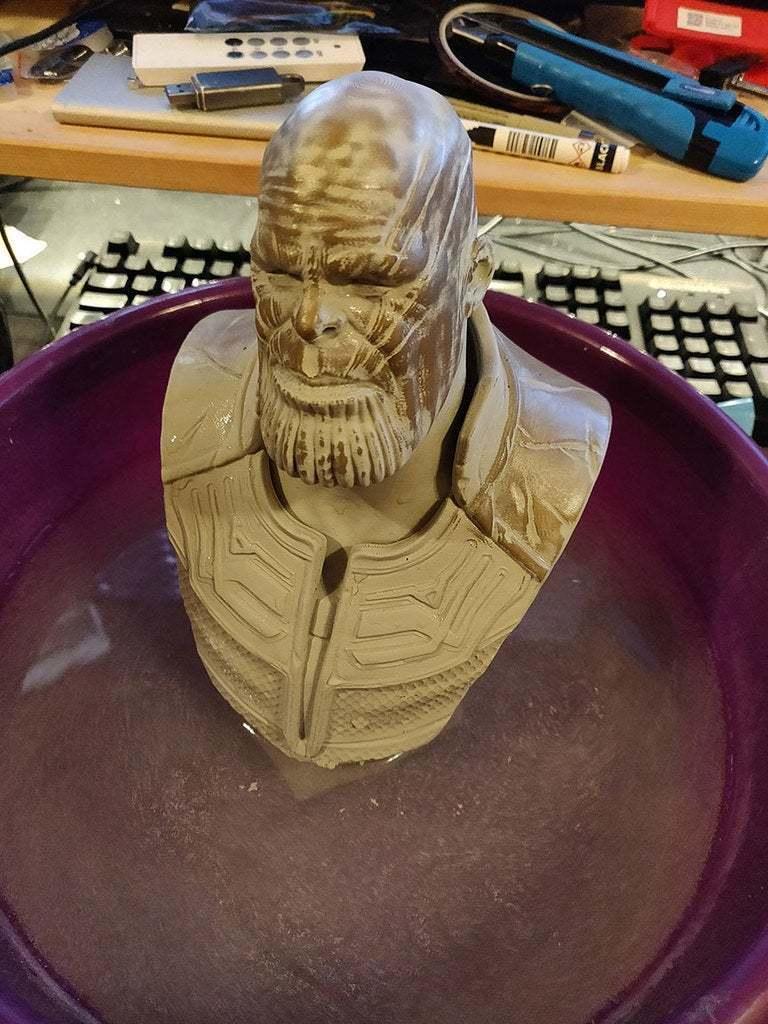 resize-thanos-iw-bath.jpg Télécharger fichier STL gratuit Buste de la Guerre de l'Infini Thanos (fan art) • Design imprimable en 3D, eastman