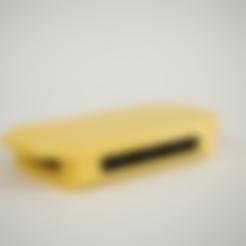Top_Cover.stl Download STL file USB Hub Housing • 3D printable object, metac