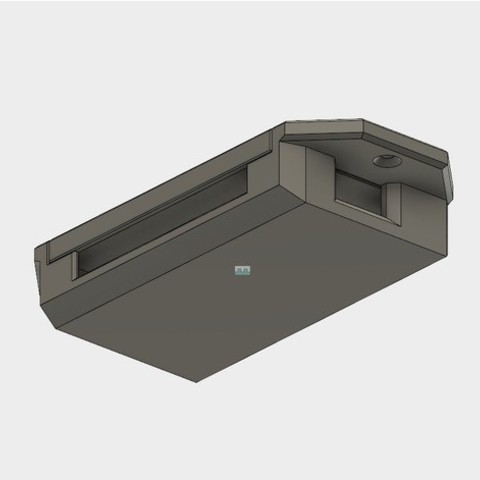 6dfcd512ee3865f95fad8360991a4ece_preview_featured.jpg Download STL file USB Hub Housing • 3D printable object, metac