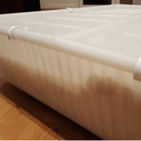 Capture d'écran 2018-07-05 à 14.50.00.png Télécharger fichier STL gratuit Escargot pour boîte de rangement de lit IKEA • Objet à imprimer en 3D, metac