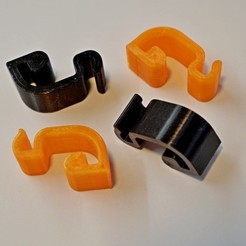 Télécharger fichier impression 3D SERRURE DE COUVERCLE POUR IKEA SAMLA, metac
