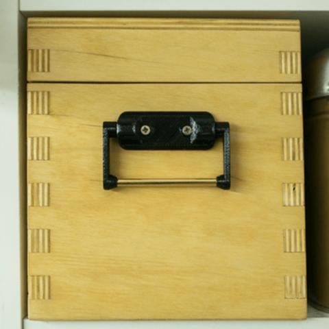 Capture d'écran 2018-07-05 à 14.39.33.png Download STL file Handle for Wooden Boxes • Model to 3D print, metac