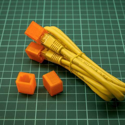 Ethernet Plug (RJ45) Protector