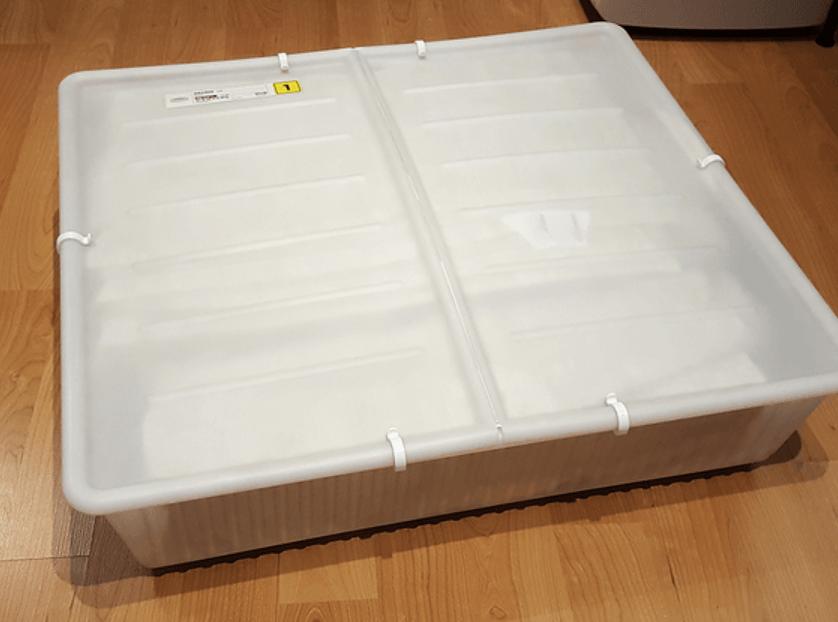 Capture d'écran 2018-07-05 à 14.49.55.png Télécharger fichier STL gratuit Escargot pour boîte de rangement de lit IKEA • Objet à imprimer en 3D, metac
