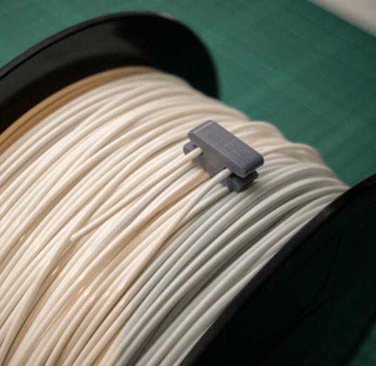 Capture d'écran 2018-07-05 à 14.15.53.png Download STL file Spool Independent Filament Wire Clip • 3D printing model, metac