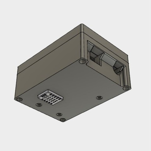 274ebfa11d3573fd67885c2f8824f196_preview_featured.jpg Download STL file 3D Print Case for Arduino Uno with LCD Shield and DHT22 • 3D printer design, metac