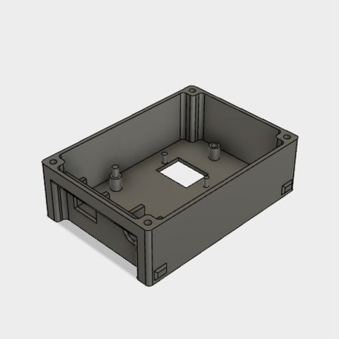 dd49133c2e678d4843632e1437653ef7_preview_featured.jpg Download STL file 3D Print Case for Arduino Uno with LCD Shield and DHT22 • 3D printer design, metac