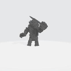 m0nstre de pierre photo .png Télécharger fichier STL monstre de pierre • Plan pour impression 3D, jeff51gold