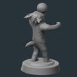 3.png Download OBJ file Zabivaka World Cup 2018 Mascot • 3D printer template, NoEvil116