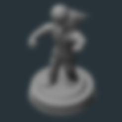 Zabivaka_mascot_2018.stl Download OBJ file Zabivaka World Cup 2018 Mascot • 3D printer template, NoEvil116