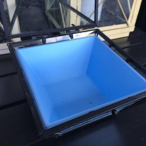 507279d9457b2b1e2137e886bc0b8535_display_large.jpeg Download free STL file Glass Pyramid Planter Insert • 3D printable model, Phaedrux