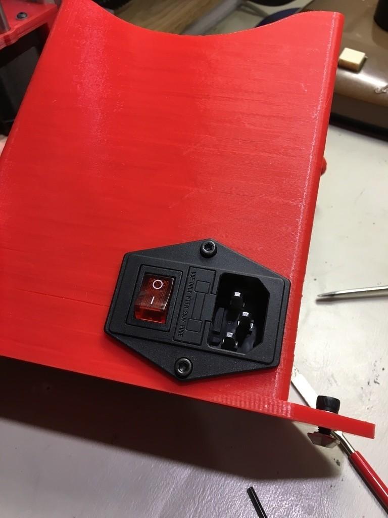 feb30bc7a95218beb06ee597dcaa2d13_display_large.JPG Télécharger fichier STL gratuit MeanWell SE-200-24 Boîtier d'alimentation électrique Vslot DBot DBot • Plan pour imprimante 3D, Phaedrux