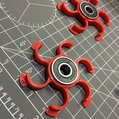 Diseños 3D gratis 55.5mm 608 buje del cojinete, Phaedrux