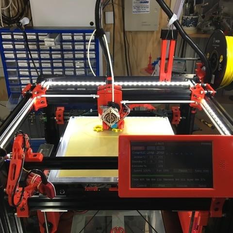 Download free 3D printing designs DBot 3rd Lead Screw Belt