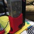 Free 3D print files MeanWell SE-200-24 Power Supply Case Vslot DBot, Phaedrux