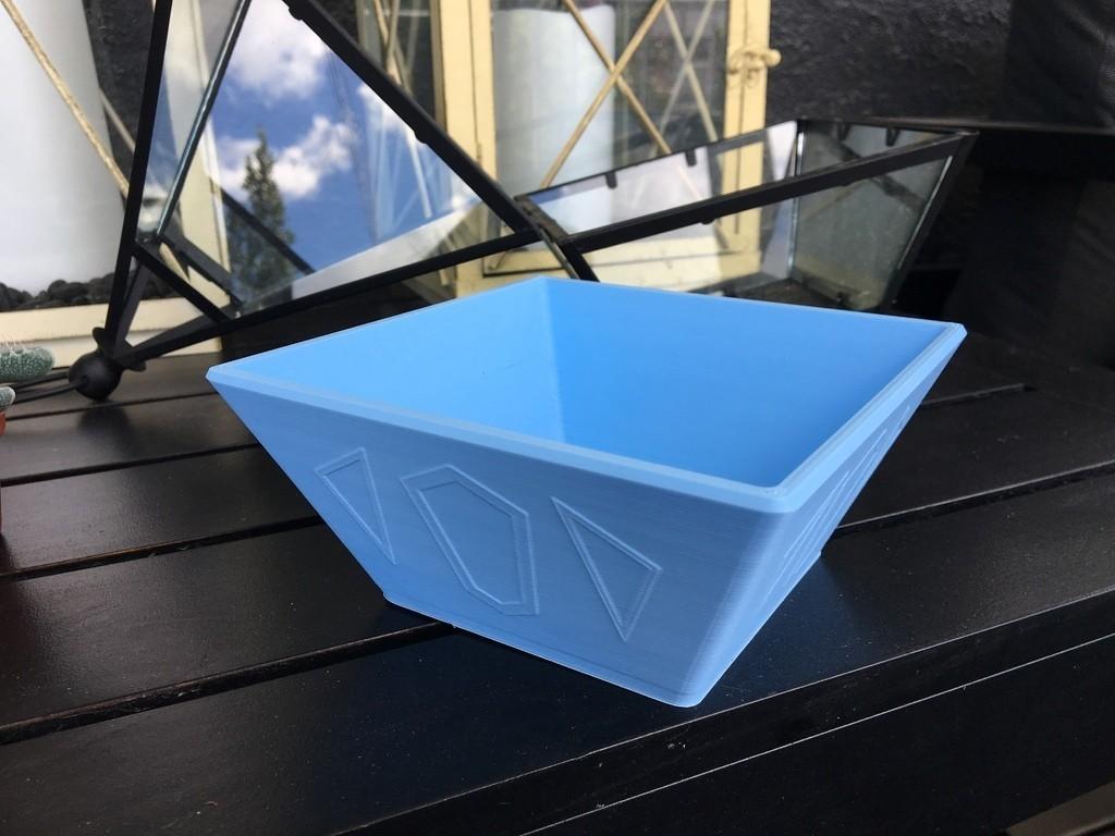 45d22baa8571b61e074c93530fa29154_display_large.jpeg Download free STL file Glass Pyramid Planter Insert • 3D printable model, Phaedrux