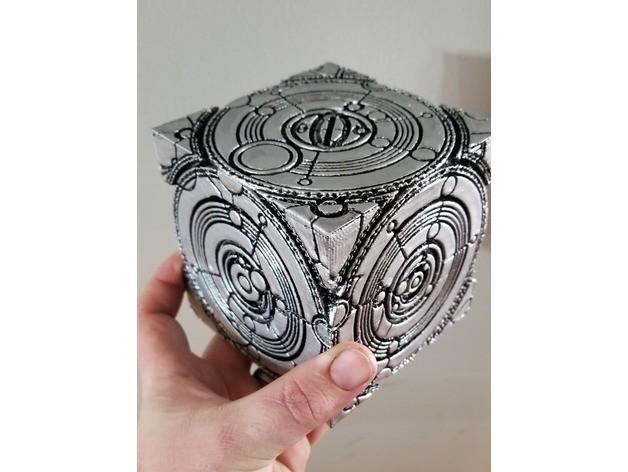 d2b5ca33bd970f64a6301fa75ae2eb22_preview_featured.jpg Download free STL file TARDIS siege mode bank • Design to 3D print, durge990