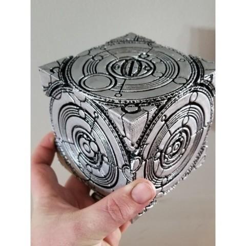 Diseños 3D gratis Banco de modos de asedio de la TARDIS, durge990