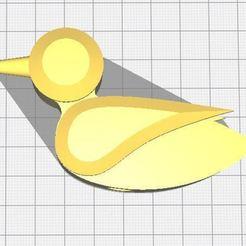 ois.JPG Télécharger fichier STL gratuit Oiseau pour tir du Roy • Objet imprimable en 3D, diesirae