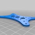 Télécharger fichier STL gratuit Cadre de course FPV Skinny B*tch • Objet pour impression 3D, Mulder