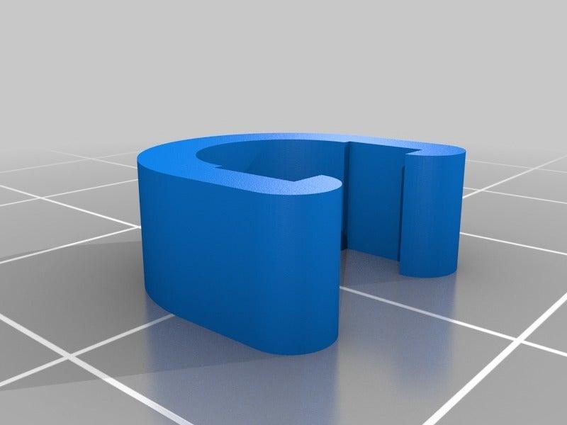 f4a91da7799678af3992eb6db50af469.png Download free STL file Bicycle bowden clip • 3D printer design, Mulder
