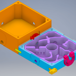 Download STL file Modular Formicarium • 3D printer design, Mulder