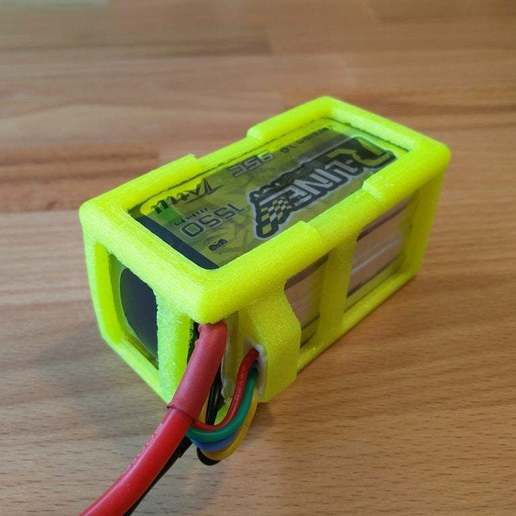 Download free STL file Lipo Cage • Model to 3D print, Mulder
