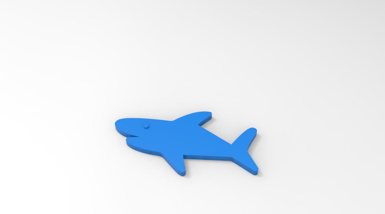 untitled.505.png Download STL file Tiburon Seal • 3D print model, 3DLuxe