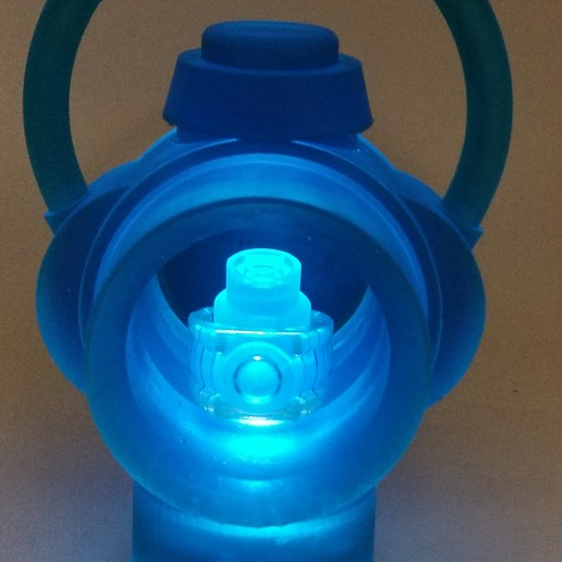 Télécharger fichier 3D gratuit Porte-bague lanterne verte, Roman_Martinez