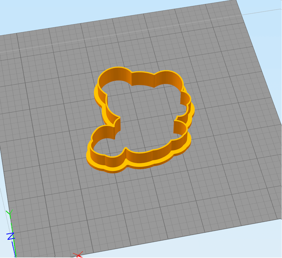 2.2.png Download STL file Сute Bear with toys - COOKIE CUTTER • 3D printable object, dmitriysk3d