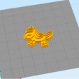 1.png Download STL file UNICORN - COOKIE CUTTER • 3D printer object, dmitriysk3d
