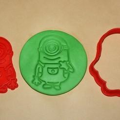 3d printer designs Mignom Stewart  - COOKIE CUTTER, peterburganes