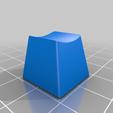 tecla_teclado.png Télécharger fichier STL gratuit clavier à touches mécaniques - tecla de teclado mecanico • Modèle pour impression 3D, ivozulli