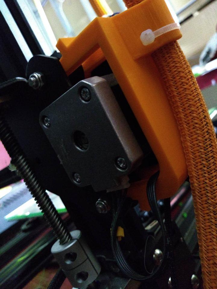 2.jpg Télécharger fichier STL gratuit Support de câble CR-10 PLUS ULTRA • Modèle pour impression 3D, Lance_Greene